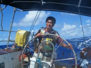 ⑤タヒチ⇒フィジー:2010年08月19日トレード