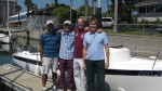 ASAのチャーリーとデイブ、青木とグレッグ