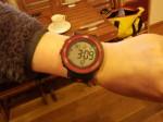 カラフルでかわいい時計