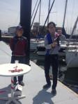 2014年4月24日 納艇セレモニー (2)
