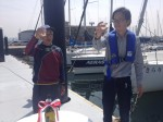 2014年4月24日 納艇セレモニー (4)
