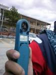 風速計がとても役に立ちました。